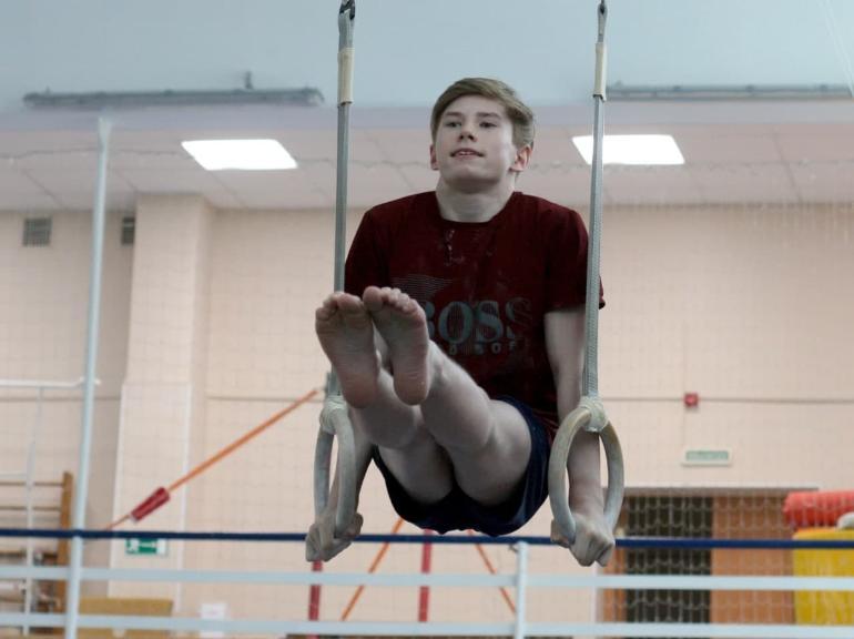 Спортсмены из Северодвинска выступили на втором этапе пятой летней спартакиады молодёжи Северо-Западного федерального округа по спортивной гимнастике